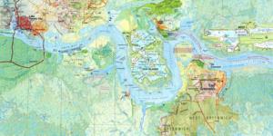 Thames Festival: Download An Alternative Thames Map