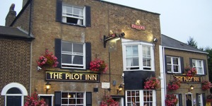 London Pub Stories: The Pilot, Greenwich