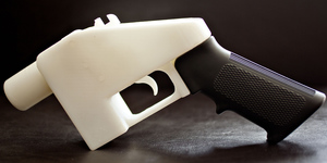 Print A Plastic You, And See Printed Guns