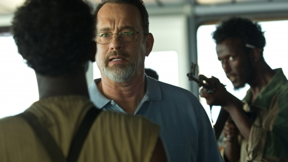 Action-packed biopic Captain Phillips, starring Tom Hanks, opens the LFF this year