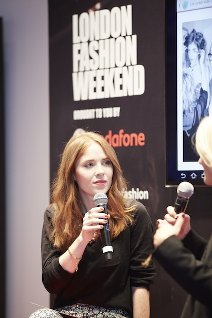 Vodafone London Fashion Weekend Somerset House, Strand, London Thursday 21st-Sunday 24th Feb 2013