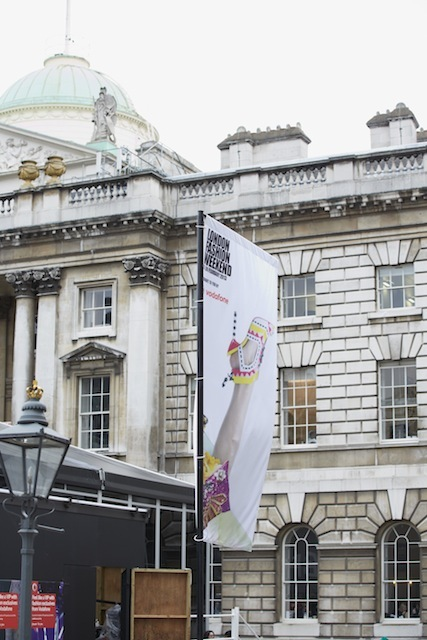 Vodafone London Fashion Weekend Somerset House, Strand, London Thursday 21st-Sunday 24th Feb 2013