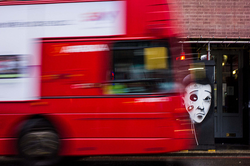 Bus Journeys Decrease As Car Journeys Increase