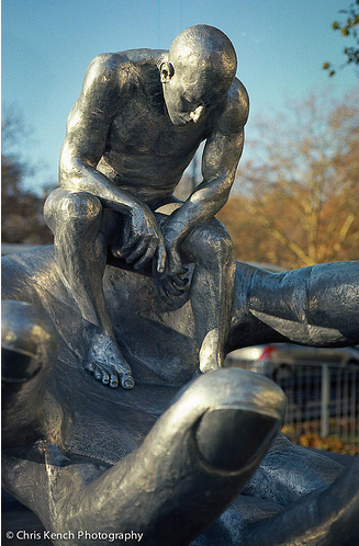 Statue, Park Lane, London by ChrisKenchPhotography.com