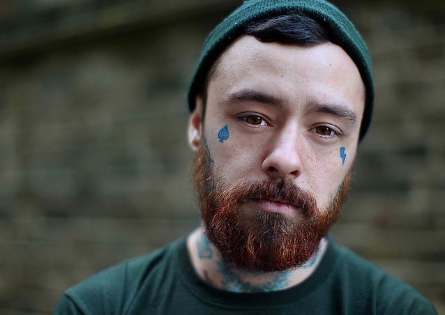 The People of Soho: The Traditional Tattooist by Pete Zelewski