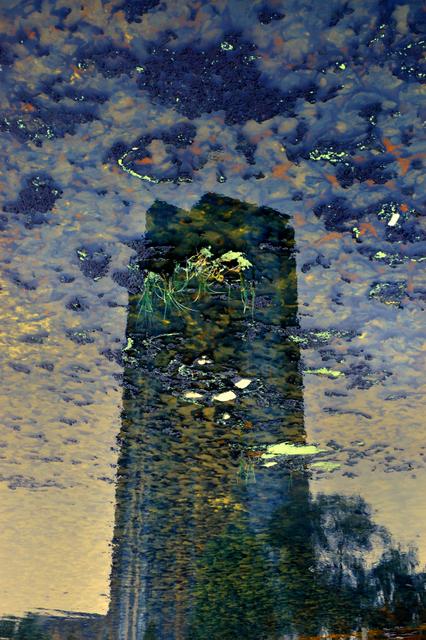 Tower, Han Bing. Image courtesy Hua Gallery