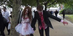 Top London Date Ideas: Art, Music, Cocktails & Zombies