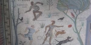Pastoral Parklife In Hoxton: The Shepherdess Walk Mosaics