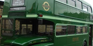 All Aboard! National Trust Routemaster Road Trips