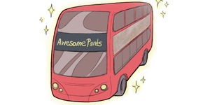 Saturday Comic: The Truth About London Buses #2