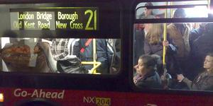 Action Needed On Bus Overcrowding Says London Assembly