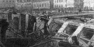 Underwater Tube: A Short History Of Floods On The Underground