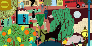 Submit Your London Stories To Serco Prize For Illustration
