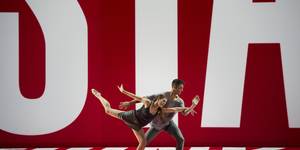 Black Swan's Benjamin Millepied's L.A. Dance Project At Sadler's Wells