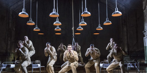 Will Tim Rice's New Musical Last From Here to Eternity?