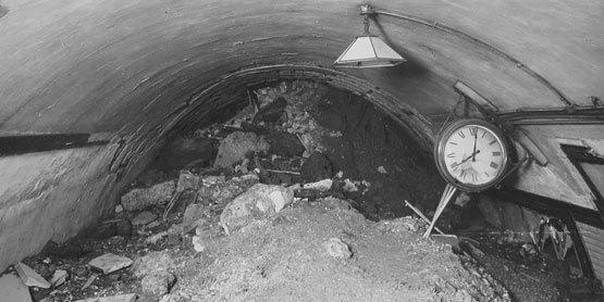When The London Underground Flooded