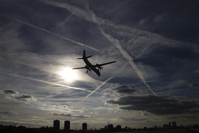 airportsky