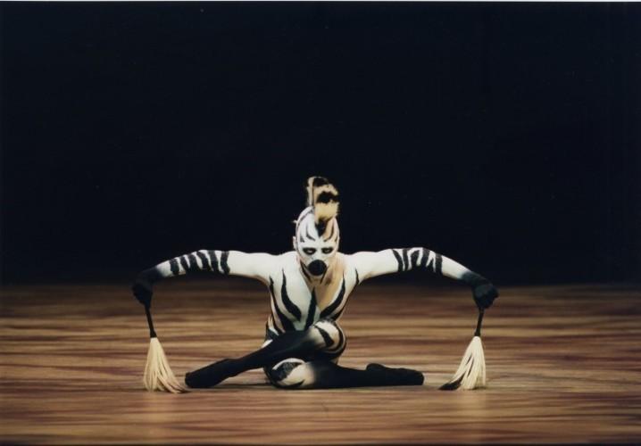 Birmingham Royal Ballet in Still Life At The Penguin Cafe