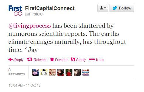 has been shattered by numerous scientific reports. The earths climate changes naturally, has throughout time. ^Jay