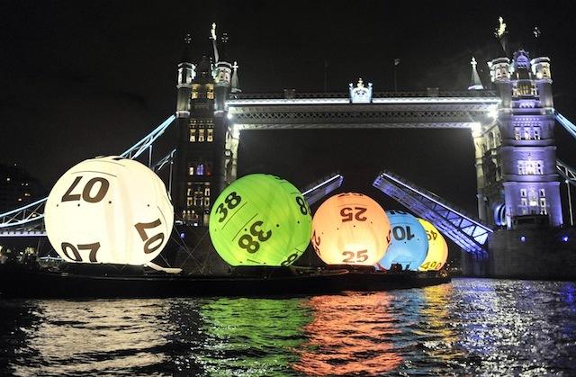 Great Balls Afloat - It's the F-Lott-illa