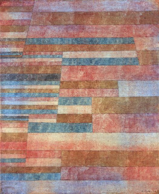 Paul Klee, Steps, 1929  Moderna Museet (Stockholm, Sweden)