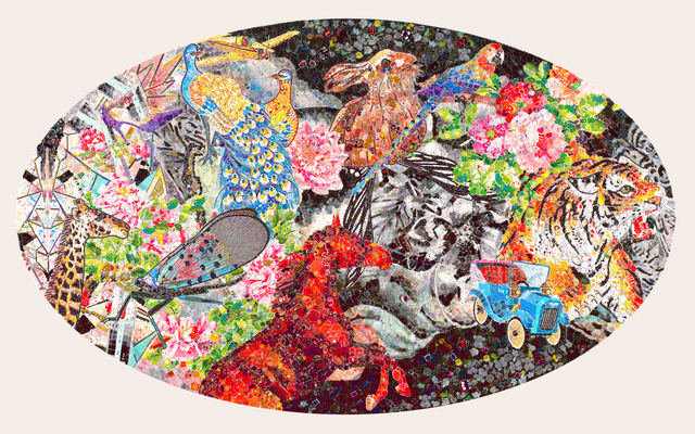 Ye Hongxing, East of Eden. Image courtesy of the artist and Scream London
