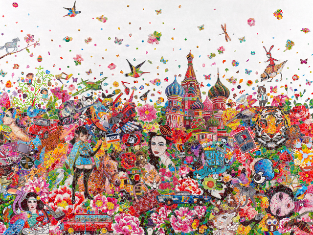 Ye Hongxing, East of Eden. Image courtesy of the artist and Scream London
