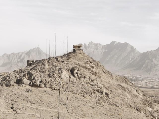 Afghanistan, 2010. Credit: © Donovan Wylie