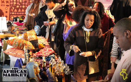 Rich Mix African Market