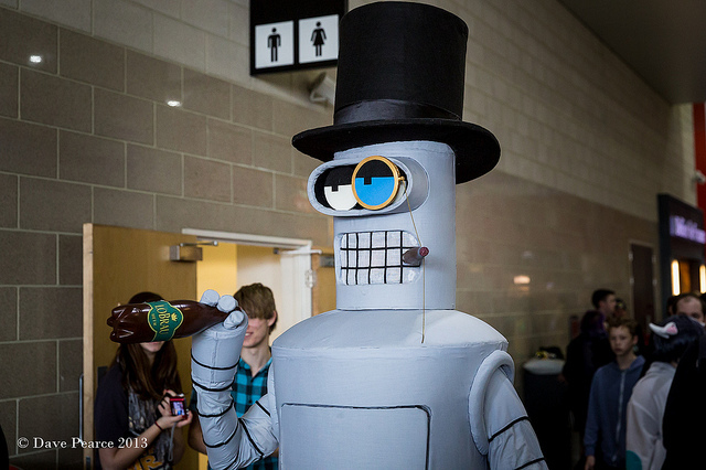 Bender by Dave Pearce
