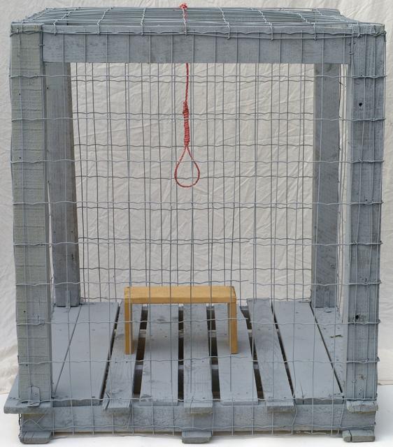 Hadi, Zehedon - The Cage. Photo: Miriam Nabarro