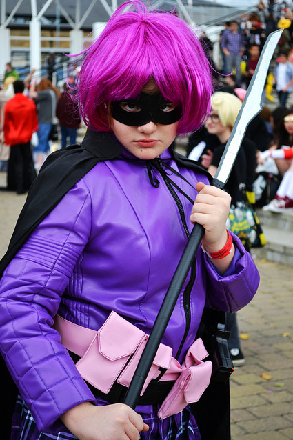 Hit Girl by dixon1919