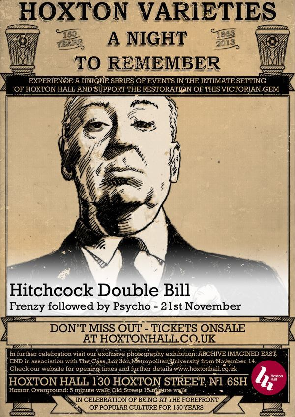 Hitchcock double bill