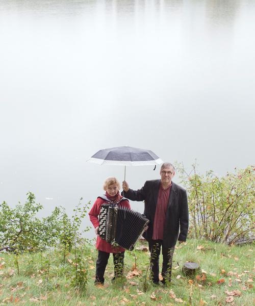 Timo Alakotila and Maria Kalaniemi
