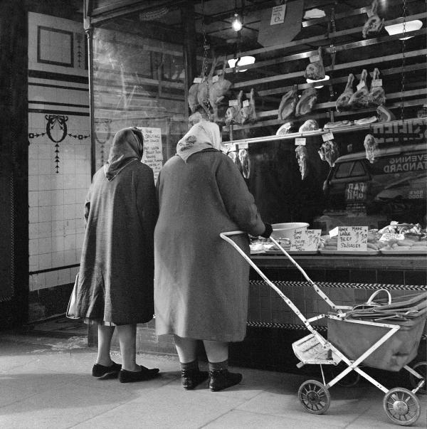 1960s Life At The National Theatre And Around Waterloo