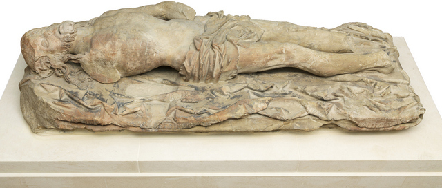 Statue of the Dead Christ. The Mercers' Company