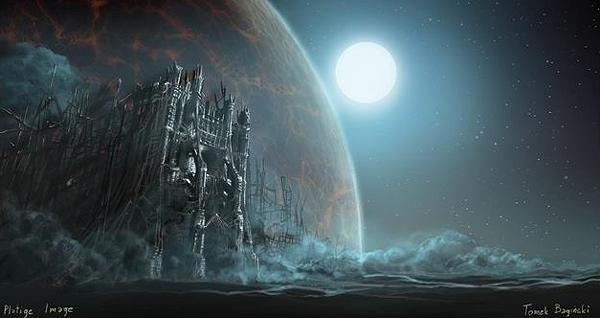 See The Cathedral by Tomek Baginski - Platige Image 3D, 31 October