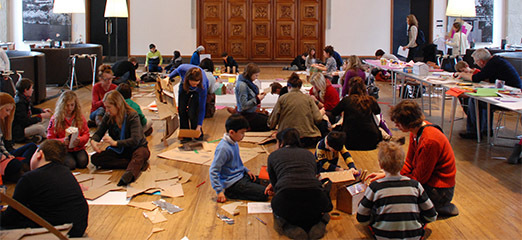 RIBA family workshop