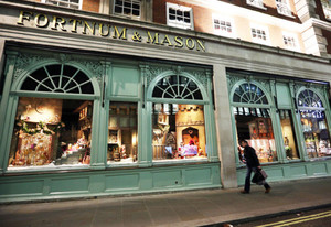 Fortnum & Mason at Piccadilly