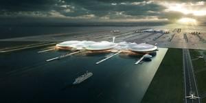 London Britannia Airport Plans: In Pictures