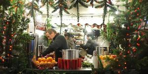 London Christmas Markets 2013