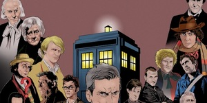 Doctor Who 50th Anniversary Pub Quiz