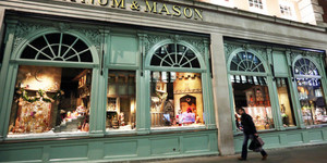 Fortnum & Mason Opens New Store In St Pancras
