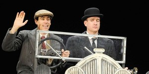 Theatre Review: Jeeves And Wooster In Perfect Nonsense