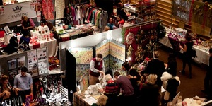 Shopping For A Good Cause: Boutique de Noel 2013