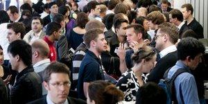 Jump The Queue: TARGETcourses Postgraduate Study & Funding Fair