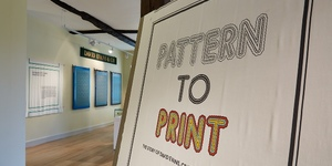 Pattern To Print @ Hall Place In Bexley