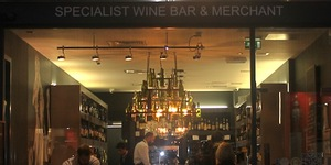 London's Best Wine Bars: Vini Italiani, Old Brompton Road