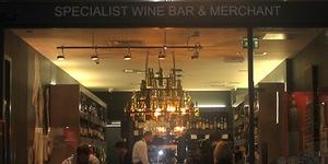 London's Best Wine Bars: Vini Italiani, Old Brompton Road