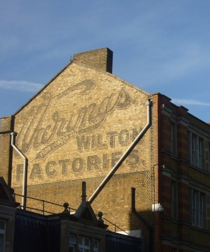 The Faded Adverts That Haunt Our Streets